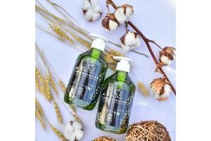 天成文旅橄欖精油洗髮沐浴凝露 (買二送一特惠套組)