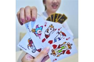 天成飯店集團 比比家族系列撲克牌